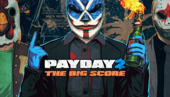 Фотография Игра PS4 Payday 2: The Big Score [=city]