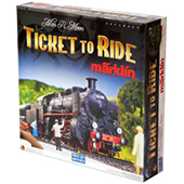 Фотография Билет на поезд: редакция Марклин (Ticket to Ride: Marklin Edition) [=city]