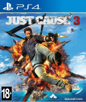 Фотография Игра PS4 Just Cause 3 [=city]