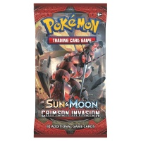 Фотография Покемоны Sun & Moon: Бустеры Crimson Invasion [=city]