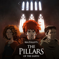 Фотография Игра PS4 The Pillars of the Earth (рус. субтитры) [=city]