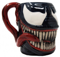 Фотография 3D кружка Venom (head) [=city]