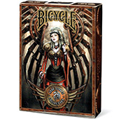 Фотография Карты Bicycle Anne Stokes Steampunk [=city]