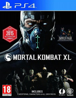 Фотография Игра PS4. Mortal Kombat XL (рус.суб.) [=city]