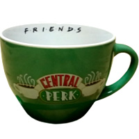 Фотография 3D кружка Friends - Central Perk Green (Друзья) [=city]