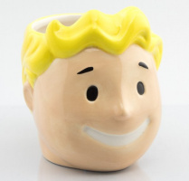 Фотография 3D кружка Fallout (Vault Boy) [=city]