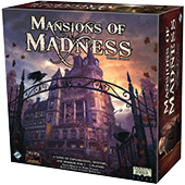 Фотография Mansions of Madness 2nd Edition [=city]