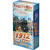 Фотография Билет на поезд: Европа 1912 (Ticket to Ride) [=city]