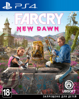 Фотография Игра PS4 Far Cry New Dawn [=city]