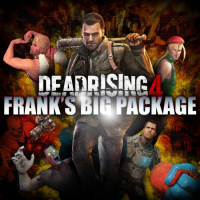 Фотография Игра PS4 Dead Rising 4 Franks Big Package [=city]