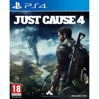Фотография Игра PS4 Just Cause 4 [=city]
